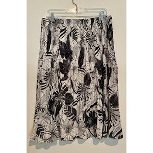 3 for $17⚡️NWOT Spence Accordion Pleat Midi Skirt
